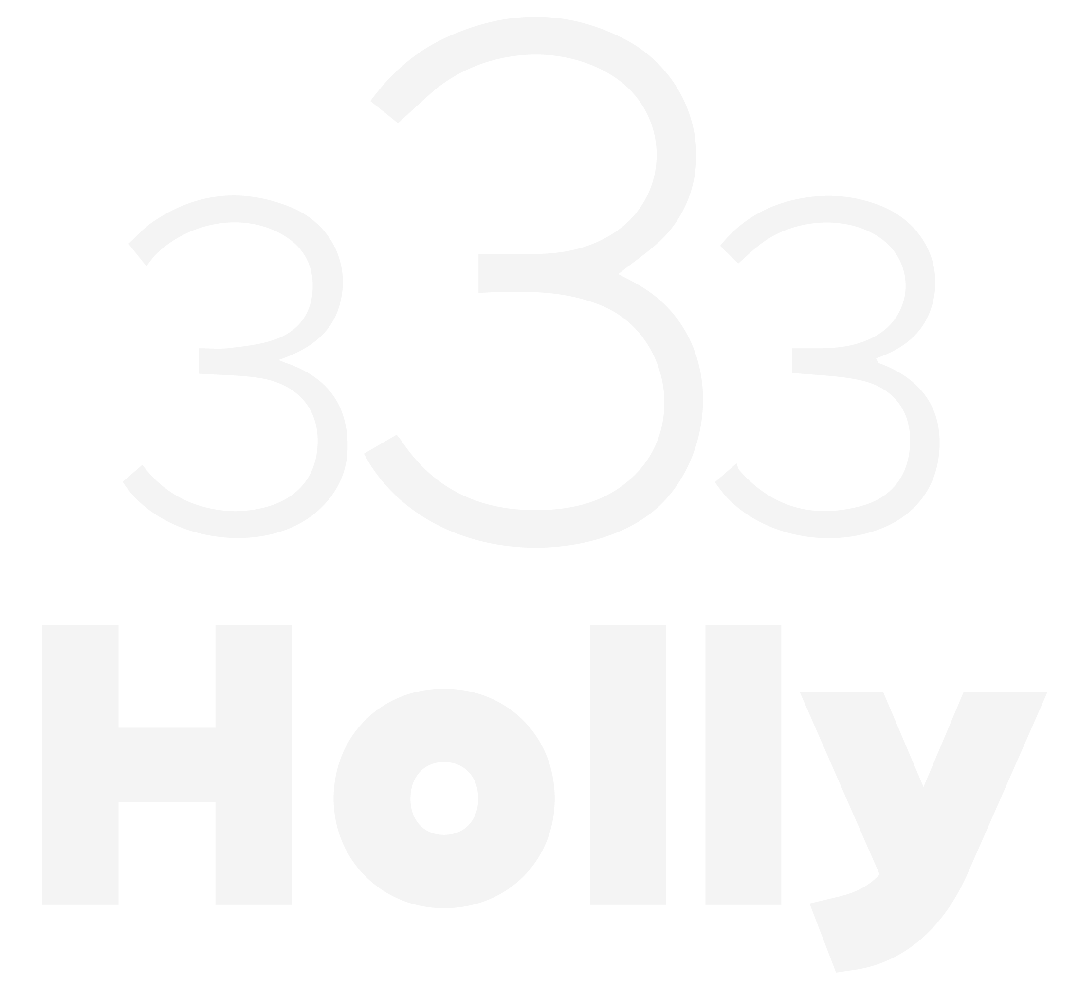 333 Holly Logo